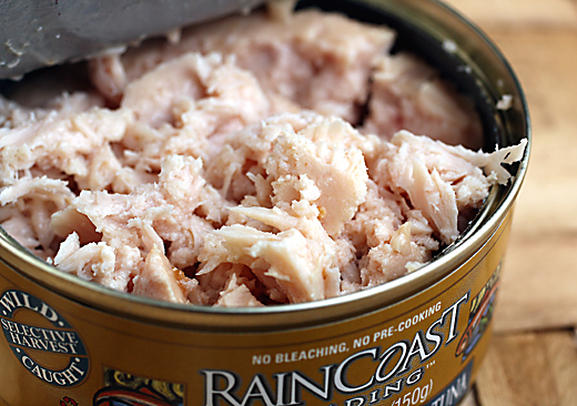 A canned tuna to feel good about eating.