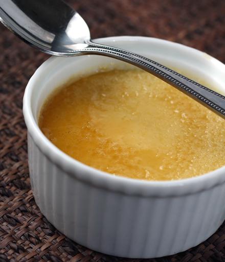Mmm, custard.