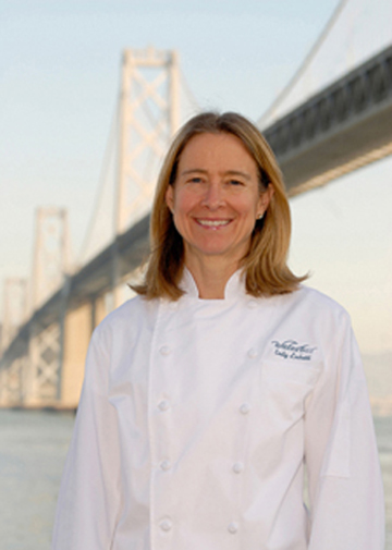 Meet Pastry Chef Emily Luchetti. (Photo courtesy of the chef)