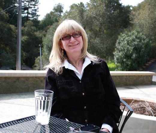 Trial lawyer-turned-farmer, Cynthia Sandberg.