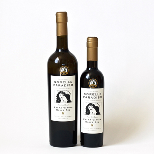 Win these two bottles of organic olive oil (total value of $96). (Photo courtesy of Daily Gourmet)