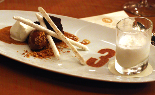 The dessert that cleverly celebrates 30 years.