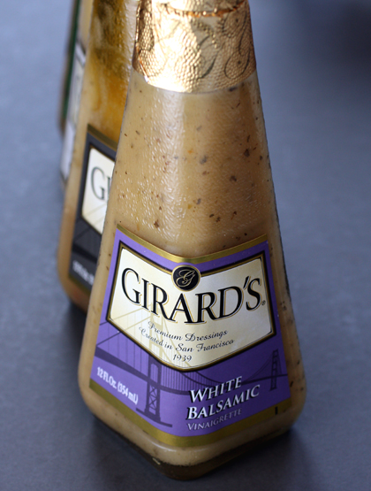Newly revamped salad dressings from Girard's.
