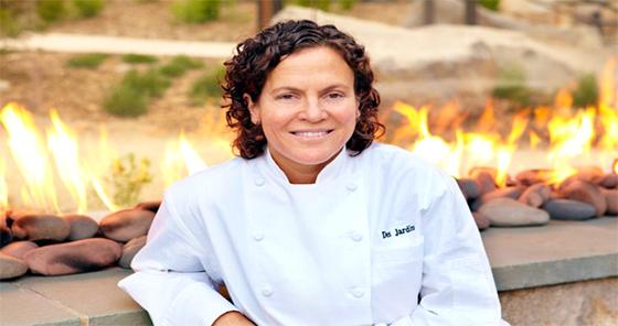 Chef Traci Des Jardins. (Photo courtesy of the chef)