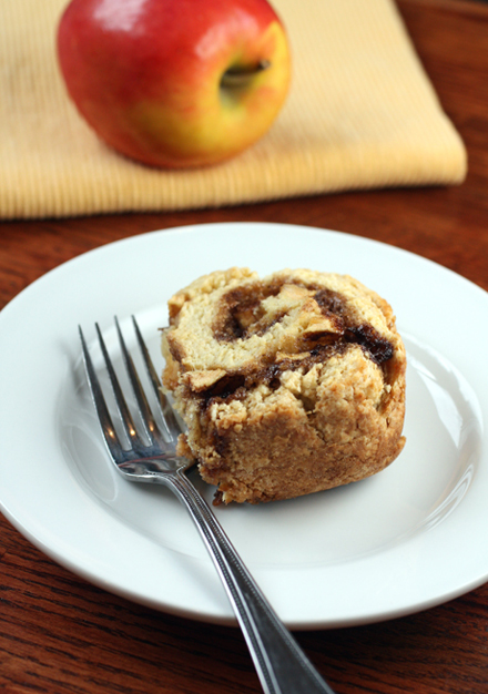Flaky, buttery and full of apples and cinnamon, it just doesn't get better than that.