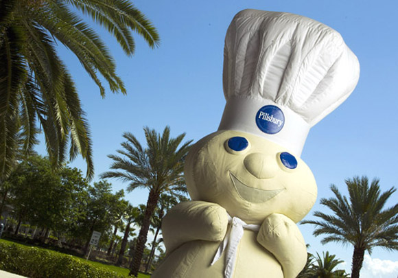 My guy. (Photo courtesy of Pillsbury)