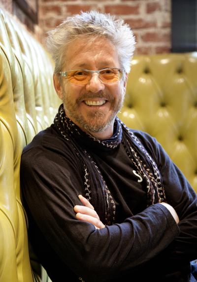 Chef Gordon Drysdale. (Photo by Matthew Millman)