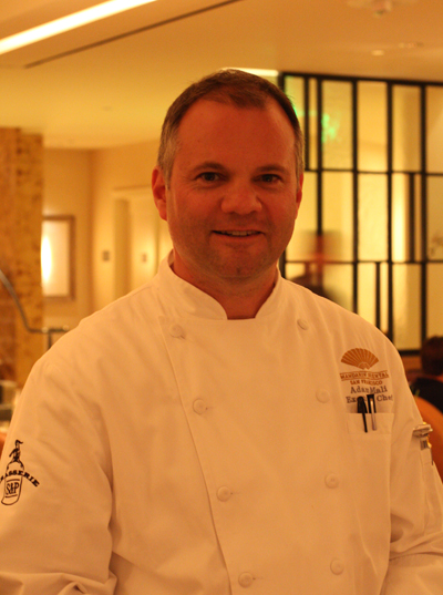 Executive Chef Adam Mali of Brasserie S&P.