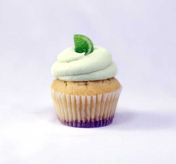 Key lime cupcake from Sift Cupcake & Dessert Bar. (Photo courtesy of the bakery)