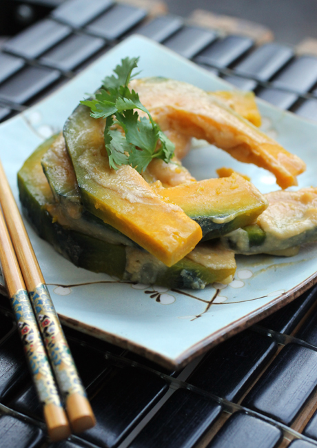 Sweet kabocha squash for prime-time pumpkin season.