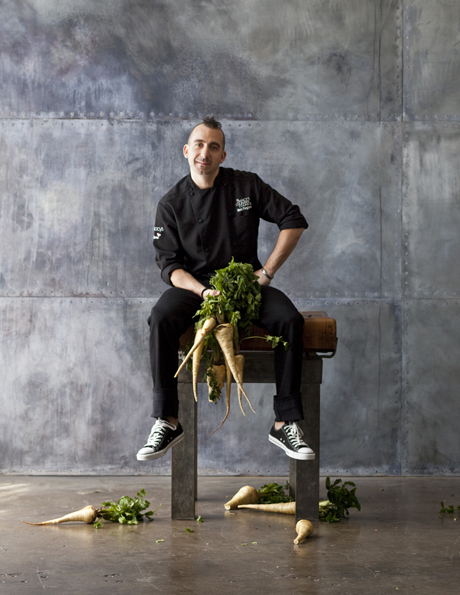 Meet Chef Marc Forgione at Macy's. (Photo courtesy of the chef)