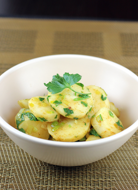 Curried parsnips star as a side or the foundation of a soup.