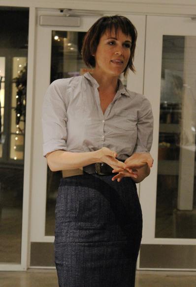 Belcampo CEO Anya Fernald.