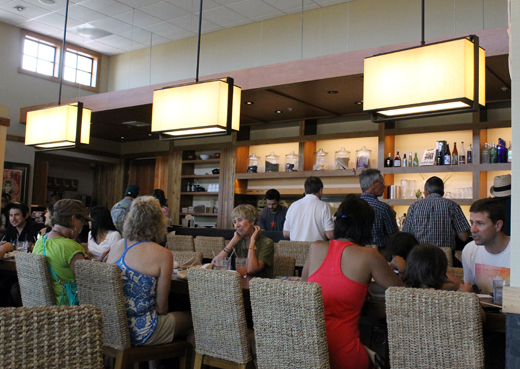 "The dining room has always been packed, but even more so now after ""Top Chef'' aired."