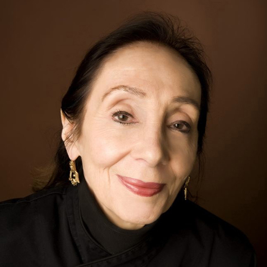 Chef Joyce Goldstein. (Photo courtesy of the IACP and Goldstein)