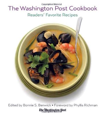 WashingtonPostCookbook