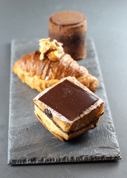 Gorgeous pastries from Craftsman and Wolves