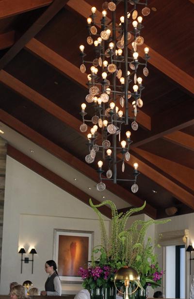 Madera boasts a lofty feel with floor-to-ceiling windows.