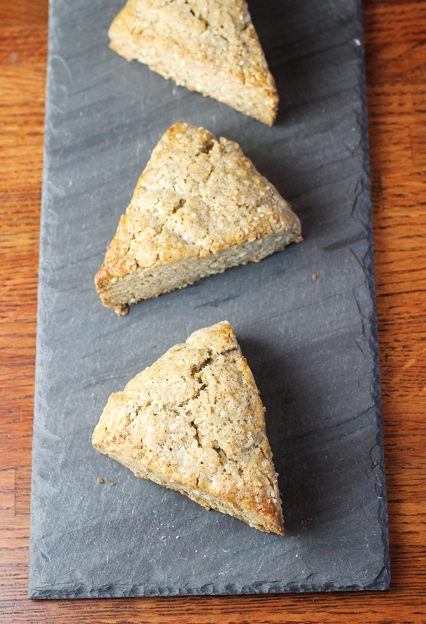 Slice in half and spread with peanut butter or almond butter for a real treat.