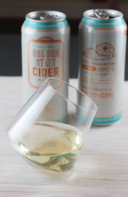 Hard cider. It's a thing.