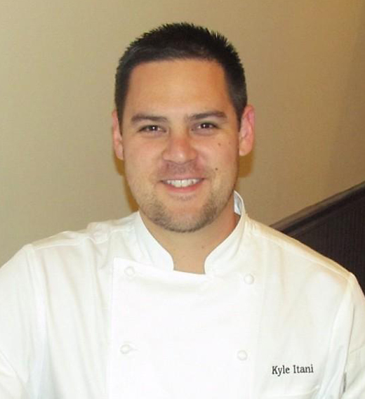 Chef Kyle Itani. (Photo from SFGate.com)