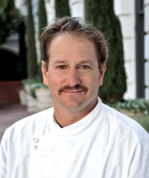 Chef Ron Siegel (Photo courtesy of the Ritz-Carlton)