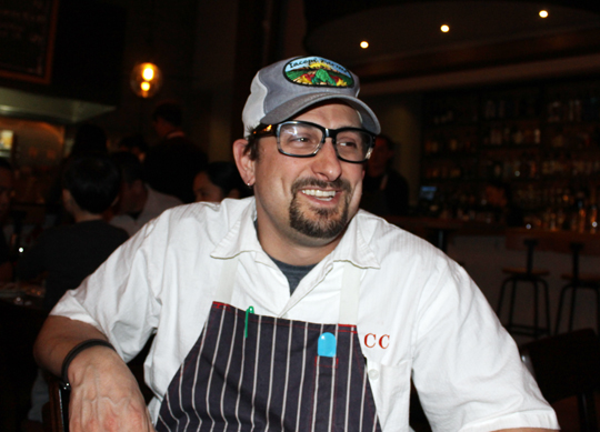 Chef-Proprietor Chris Cosentino