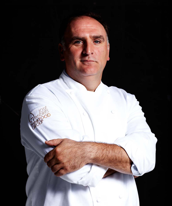 Chef Jose Andres is the event chair for BITE Silicon Valley. (Photo by Blair Getz Mezibov)