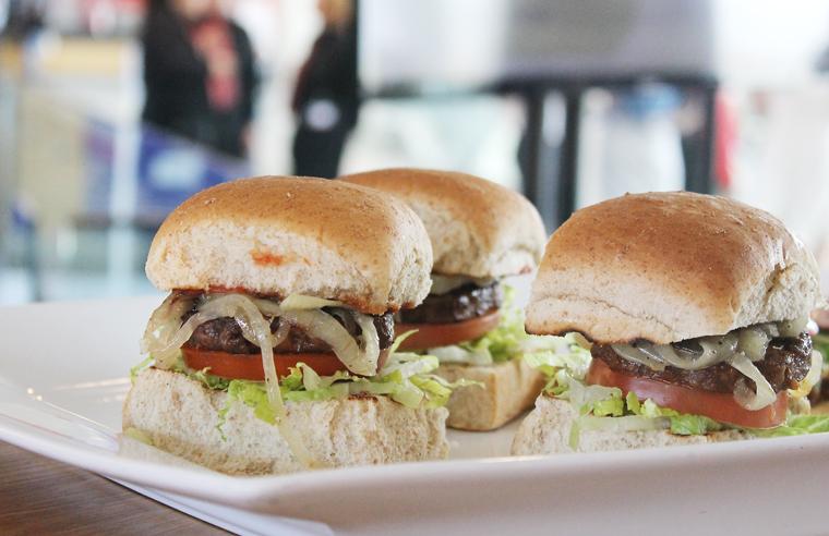 Beyond Meat's meatless burger.