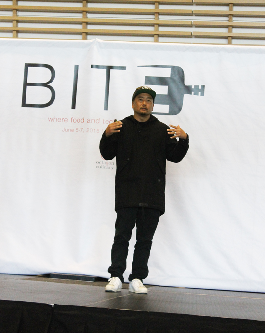 Chef Roy Choi talks about his latest project.