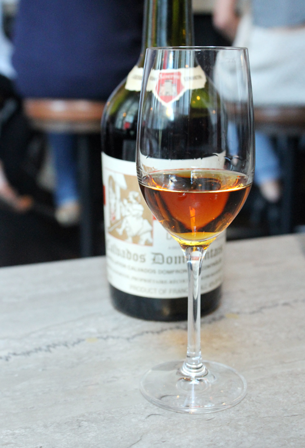 French Calvados.