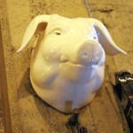 PigHeadWall
