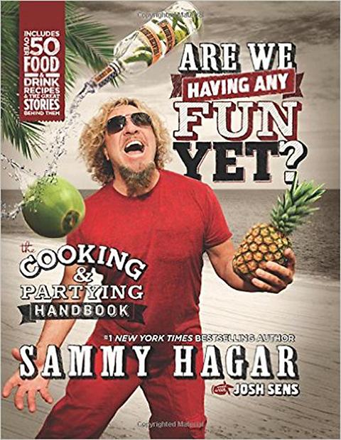 SammyHagarBook