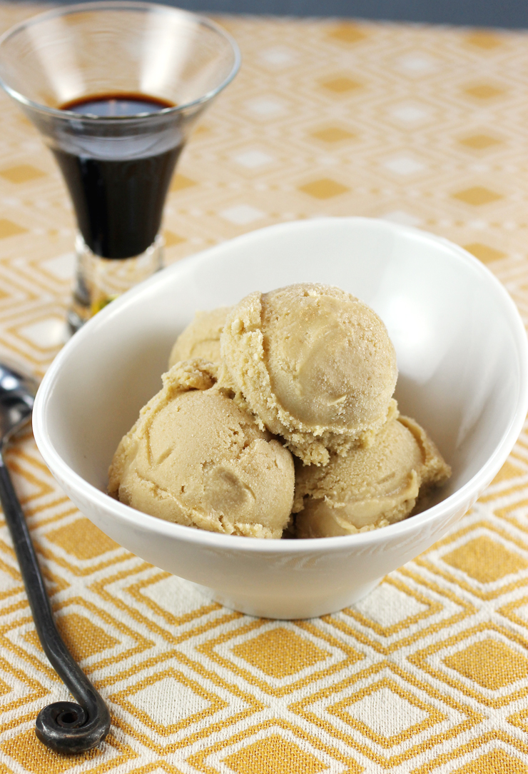 A sherry-laced ice cream to fall head over heels for.