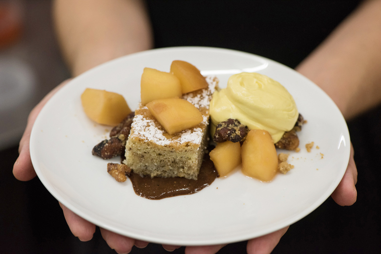 A dessert from last year's Taste America San Francisco. (Photo by Marc Fiorito, Gamma Nine Photography)