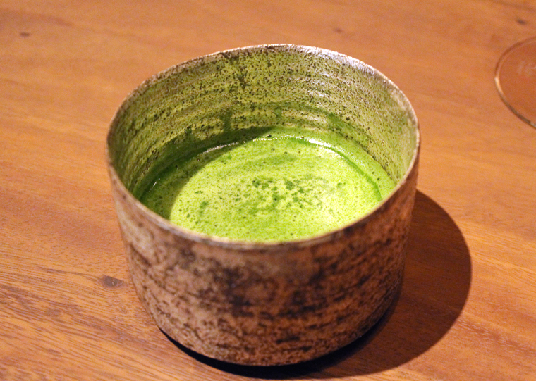 Or a creamy cup of matcha.