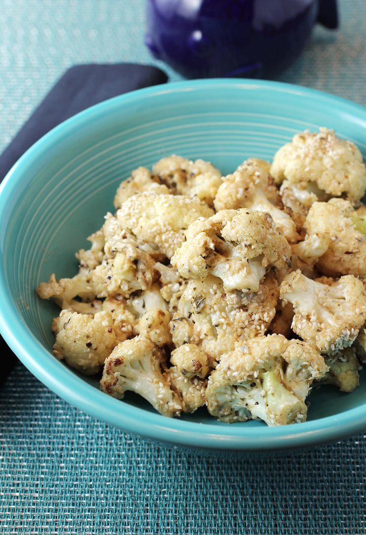 Anthony Bourdain's craveable cauliflower.