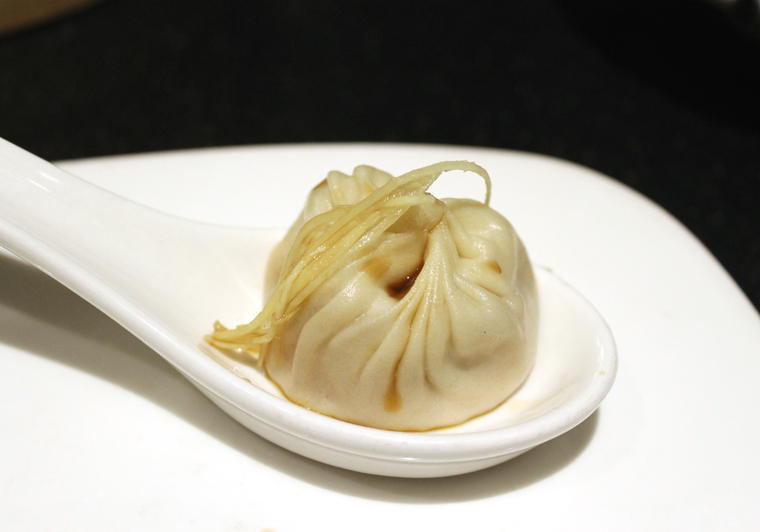 Behold, the soup dumpling.