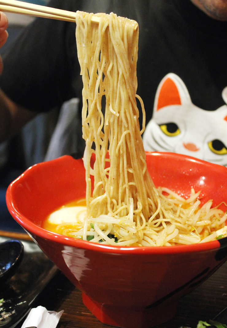 Jinya Ramen Bar is the newest ramen joint to open in the South Bay.