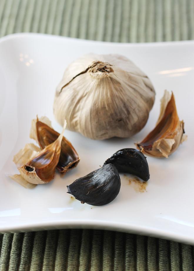 Discover the joys of black garlic.
