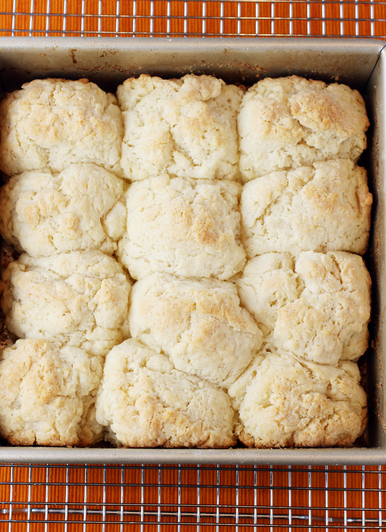 The method to make these biscuits is easy yet provide very distinctive results.