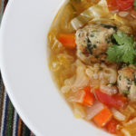 Chickenmeatballsoup
