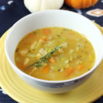 CarrotParsnipSoup