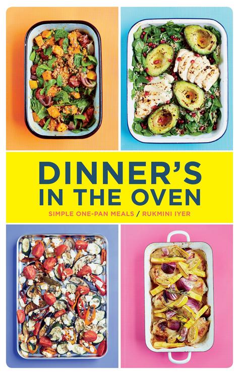 DinnersInTheOvenBook