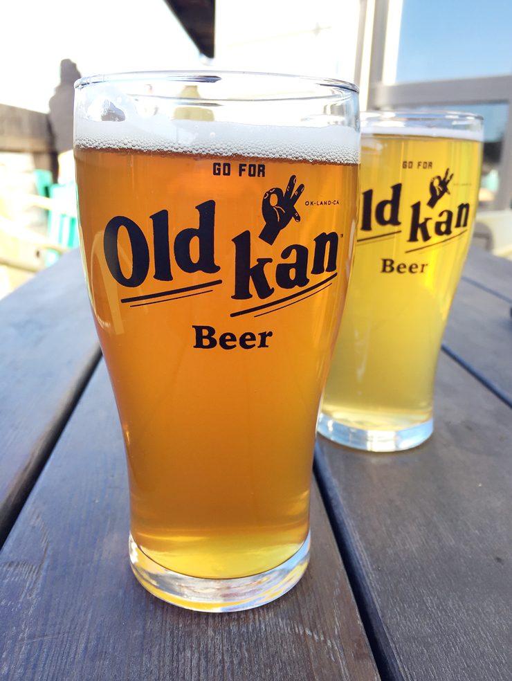 Old Kan -- aka OK -- serves up a more than OK time.