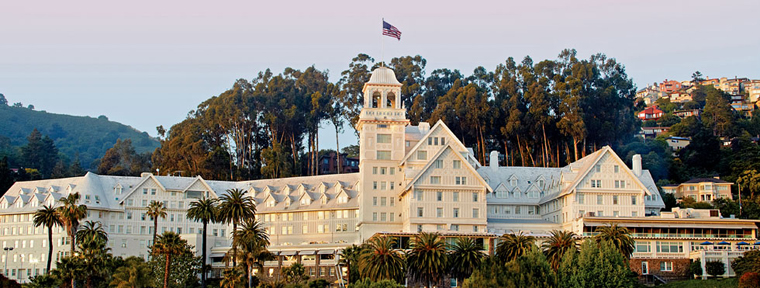 The historic Claremont Club & Spa. (photo courtesy of the Claremont)