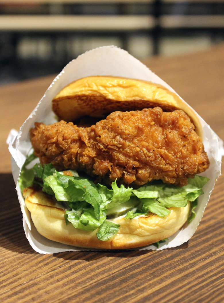 Get ready for fried chicken on a potato bun at the Bay Area's only Shake Shack.