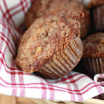 cinnamonappleyogurtmuffins