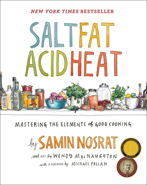 Salt Fat Acid Heat