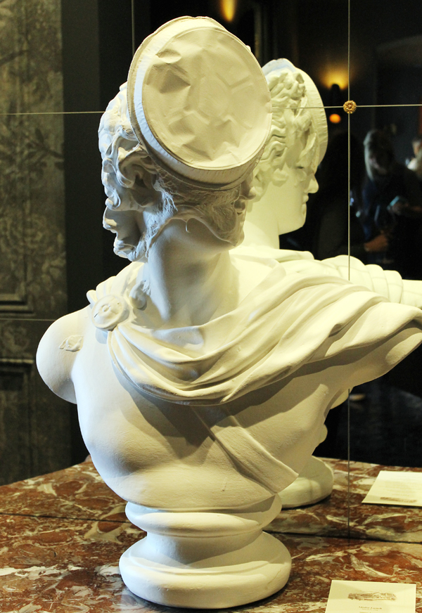 "The tongue-in-cheek ""Piethian Apollo'' by New York artist Stephen Antonson."
